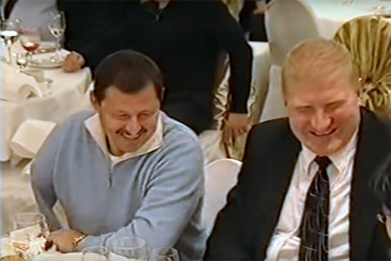 ….И другие официальные лица. Как «ночной губернатор» Петербурга отгулял свой последний юбилей на свободе (видео)
