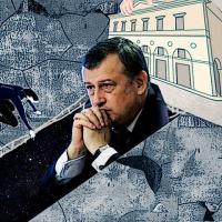 Губернатор Дрозденко на выход: каменное гетто, обманутые дольщики и олигархи-оппоненты