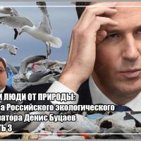 Глава Российского экологического оператора Денис Буцаев. Часть 3