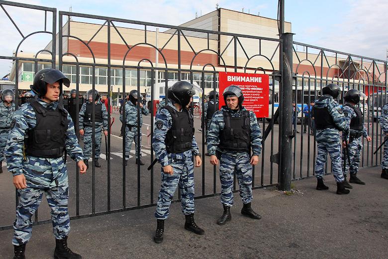 обыски у Нисанова