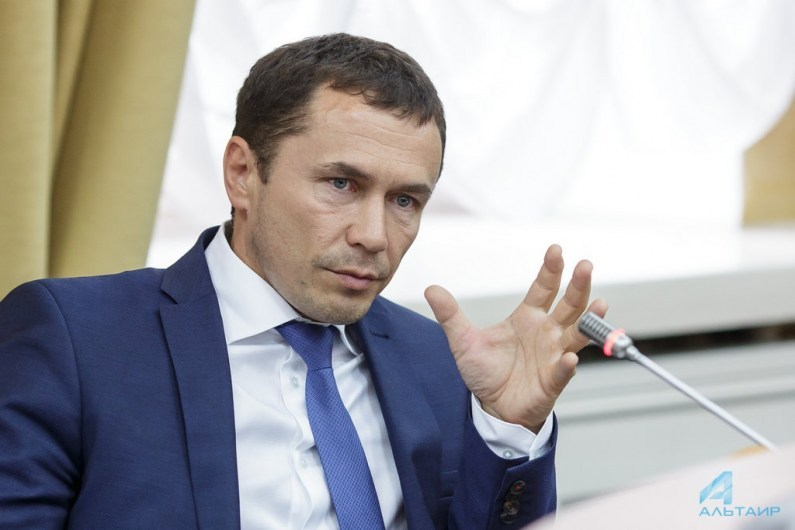 1 58 Последние два месяца мэра Бердникова