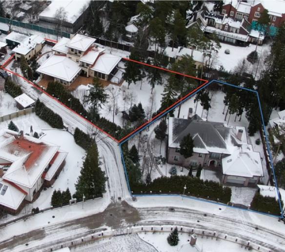 У Сергея Лаврова нашли недвижимость на €9 млн