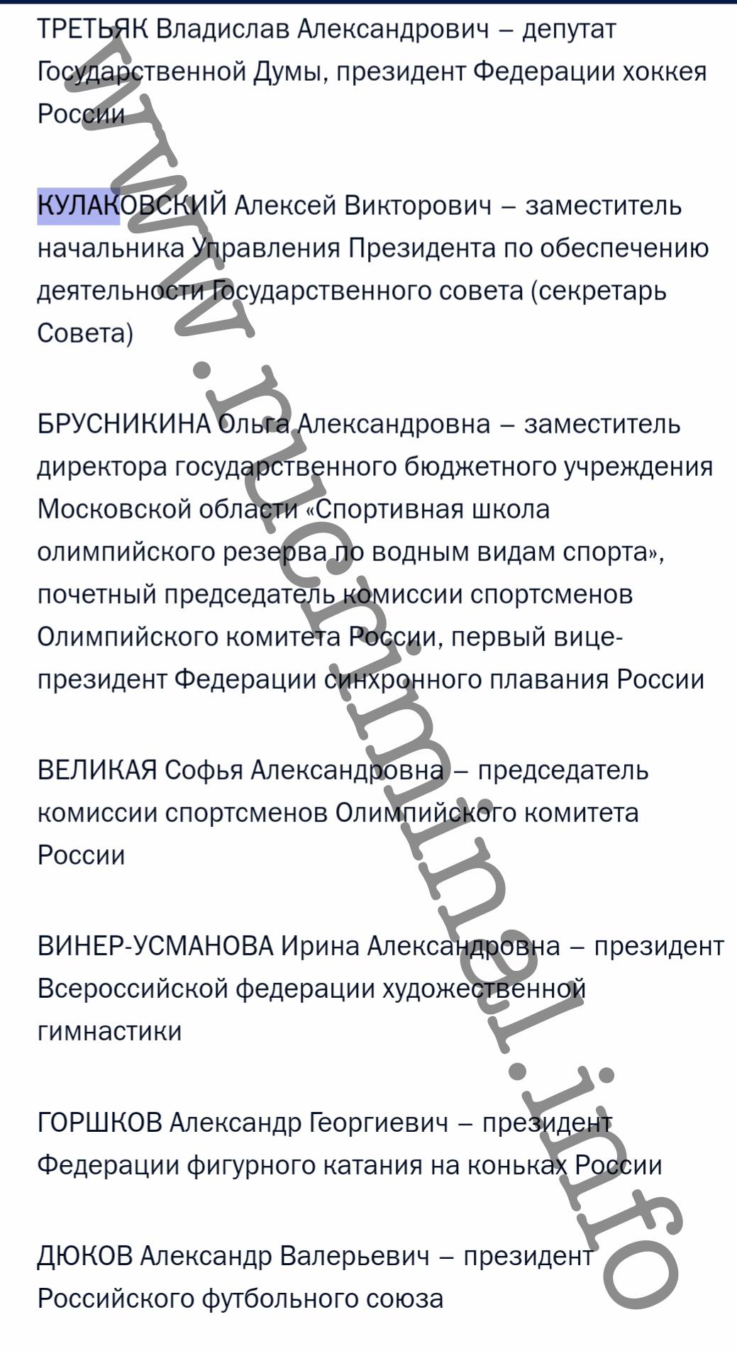 Теневой Кулаковский: «серый кардинал» Госсовета